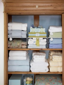 Beautiful Linen Closet